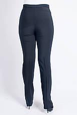 Женские черные брюки больших размеров Дина, фото 3