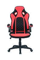 Компьютерное кресло для геймера Special4You Kroz black/red (E5531)
