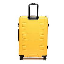 Чемодан CATERPILLAR TANK 83382;42 Желтый , фото 2