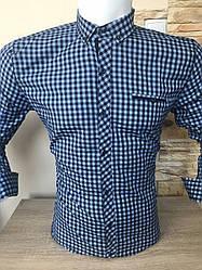 Рубашка длинный рукав X-port в клетку