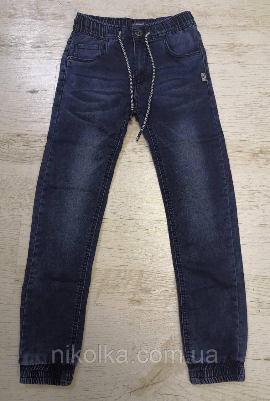 Джинсовые брюки для мальчиков оптом, Seagull, 116-146 рр.,арт.CSQ-56935