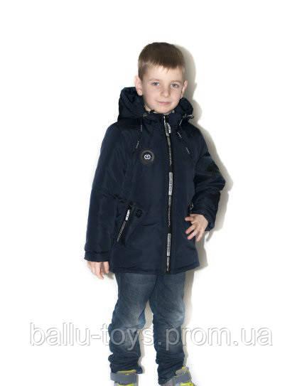 Курточка демисезонная на мальчика Кен (5-12 лет)