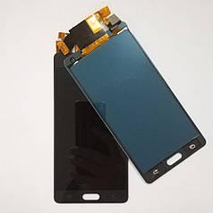 Дисплей модуль экран с сенсором для замены на Samsung A500F Galaxy A5 Duos A500FU A500H (2015) TFT золотой