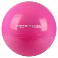 Мяч для фитнеса 65см PROFITBALL, фото 1
