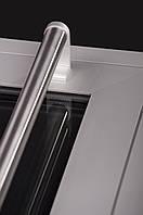 Дверная ручка 2500мм из нержавеющей стали Wala Z1 Ø40мм, регулируемая длина