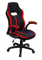 Компьютерное кресло для геймера Special4You Prime black/red (E5555)