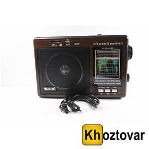 Портативний радіо приймач Golon RX-9966UAR