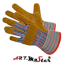Профессиональные рабочие КОМБИНИРОВАННЫЕ перчатки ARTMAS POLAND