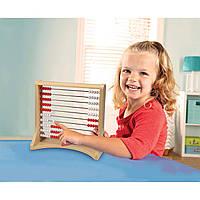 Деревянные счеты для детей, фото 1