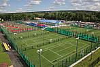 Спортивные площадки с искусственной травой или полиуретановым покрытием, помощь в выборе