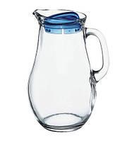 Кувшин стеклянный Pasabahce Bistro JUG 1,85л. с крышкой