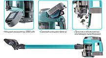 Пылесос 2в1 (вертикальный+ручной) Thomas Quick Stick Tempo (785302), фото 3