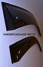Ветровики окон Mercedes Benz 190 (W201) Sd 1982-1993  (Мерседес Бенц)