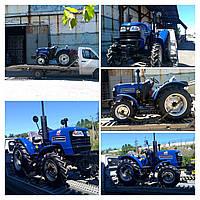 Открытие осеннего сезона. Отгрузка трактора ДТЗ 5244HPX.