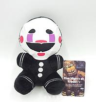 Оригинальная плюшевая игрушка Funko,  Марионетка 19 см. 5 ночей с Фредди  Аниматроники. Фнаф