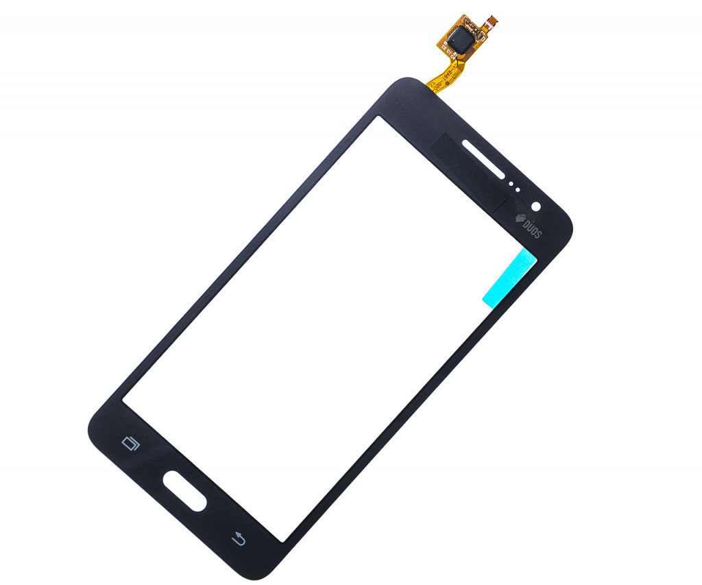 Тачскрин для Samsung G530H Galaxy Grand Prime/G530F, серый Оригинал