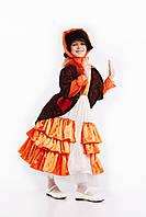 """Детский карнавальный костюм """"Лиса Алиса"""""""