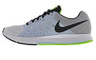 Оригинальные кроссовки Nike Air Zoom Pegasus 31 Platinum/Volt Green/Black (ART. 652925 013)