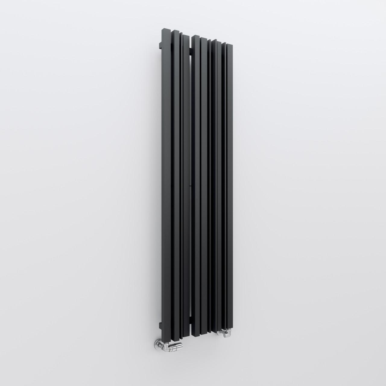 TERMA Дизайн радіатор SHERWOOD V 1900*540 Metallic black