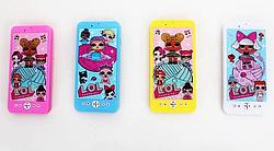 Телефон LOL Surprise мобильный.Детский музыкальный мобильный телефон.Для девочек мобильный телефон.