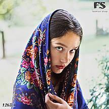 Павлопосадский платок Янина, фото 2