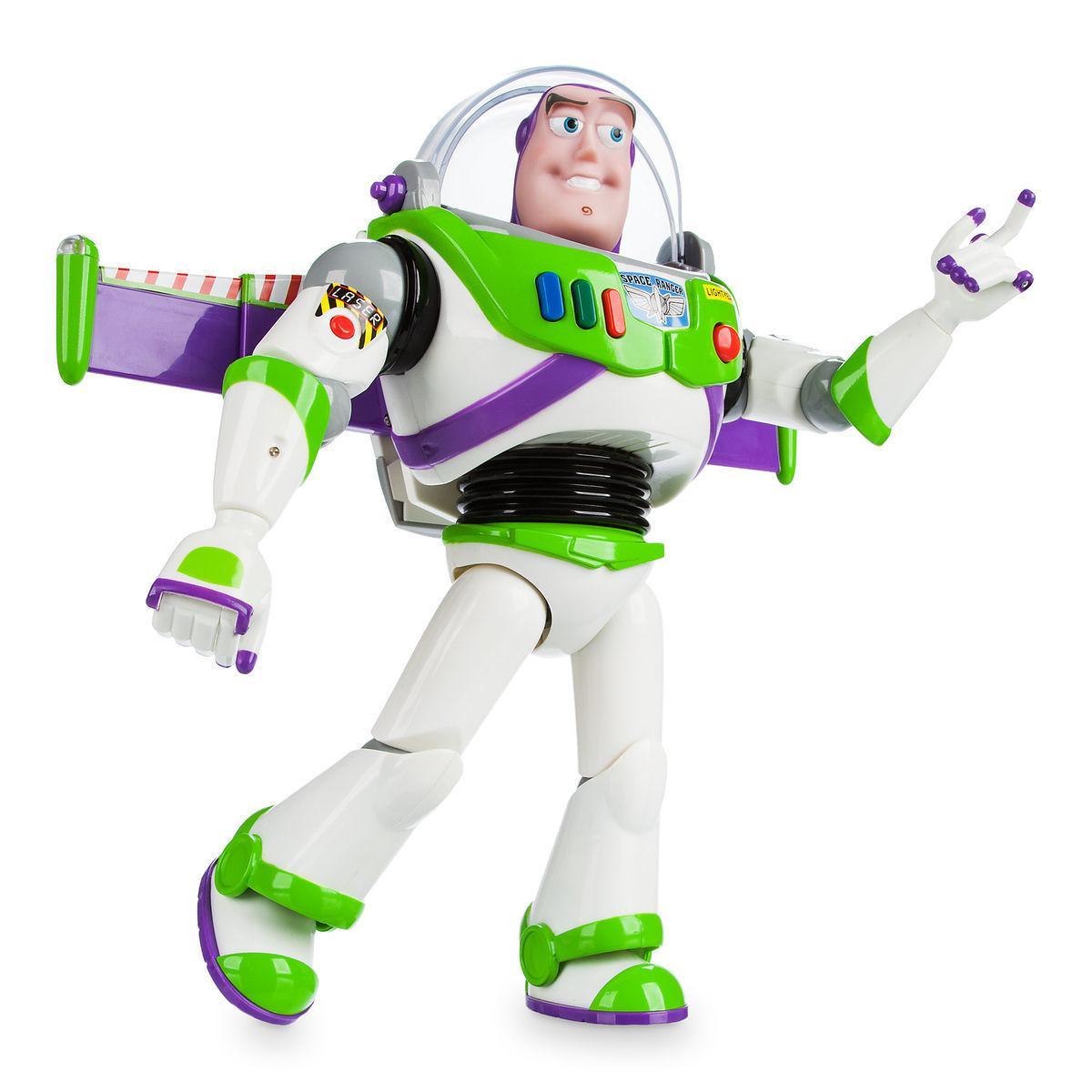 Интерактивная игрушка Базз Лайтер Дисней Buzz Lightyear Talking Action Figure DisneyStore