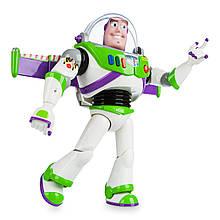 Базз Лайтер Дисней DisneyStore 30 см интерактивный история игрушек Buzz Lightyear Interactive Toy Story