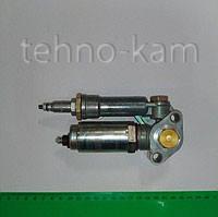 Клапан электромагнитный с электронагревателем и форсункой на ПЖД-30