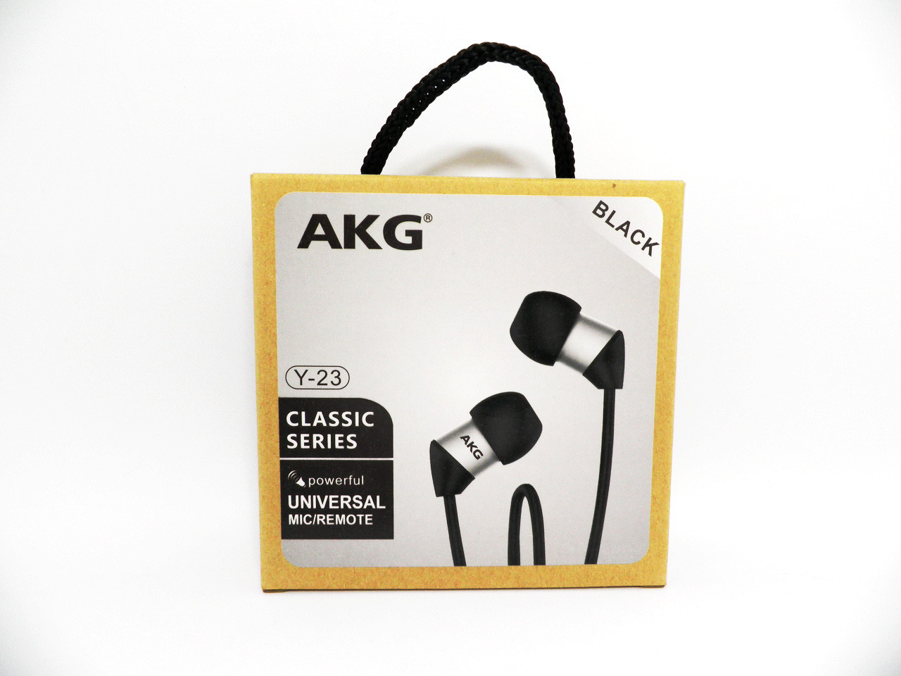 Наушники AKG Y-23 Black