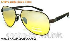 Очки для вождения антифары TED BROWNE TB-1004D DRV-Y2A 63□15-135