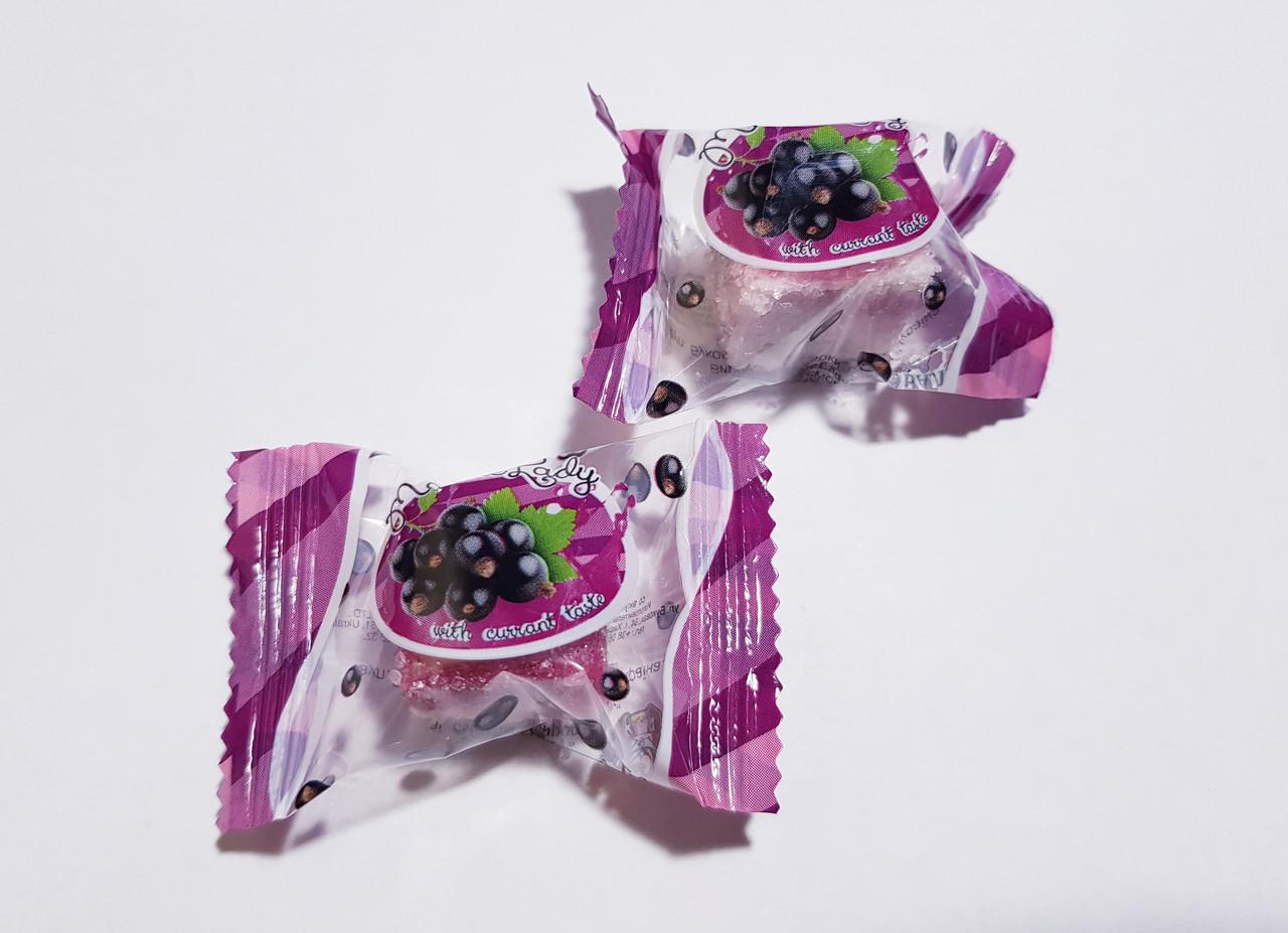 Конфеты Марми леди со вкусом смородины ТМ Балу 1,5 кг.