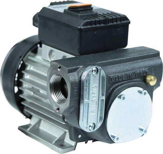 Bigga BP-AC60 – насос для перекачки дизельного топлива. Питание 220В. Продуктивность насоса 60 л/мин.