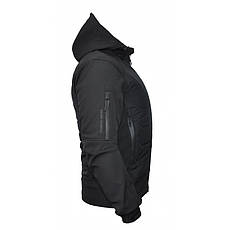 КУРТКА SOFT SHELL GLADIATOR BLACK, фото 2