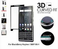 Бронированное защитное стекло для BlackBerry KEYTWO, Full Screen, Baseus/накладка/наклейка /блекбери/Защитное стекло/закаленное стекло/Blackberry Key2