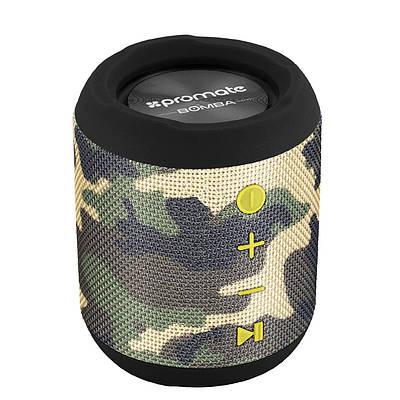 Bluetooth Колонка Promate Bomba Camouflage