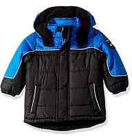 Куртка iXtreme синьо-чорна для хлопчика 12мес, 18міс, 24мес