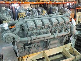 Двигатель ЯМЗ 240БМ2 (300л. с.) общ.головки (Кировец)