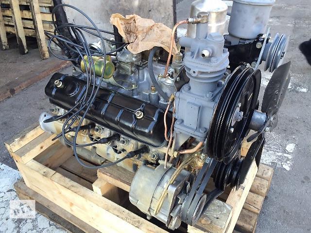 Двигун ЗМЗ-41 (ГАЗ-53, 66 форсований) 140л.з новий/зберігання