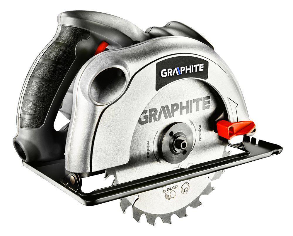 Циркулярная пила GRAPHITE  58G488