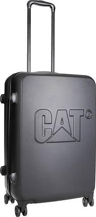 Чемодан CAT CAT-D 83550;82 черный , фото 2