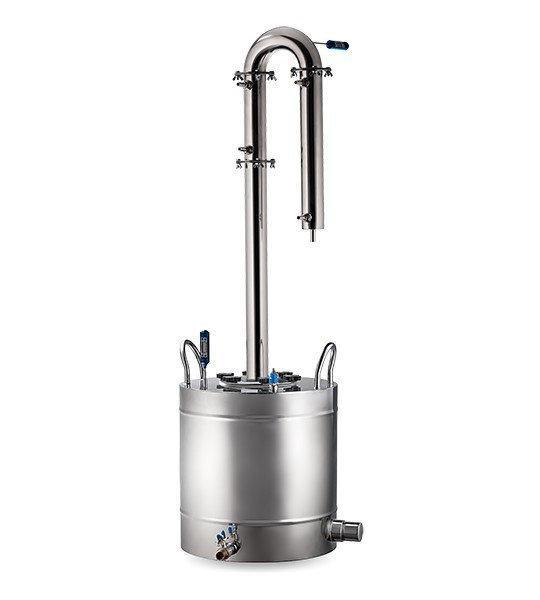 Дистиллятор AquaGradus Стандарт - комплект 100 литров