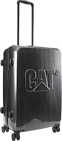 Чемодан CAT CAT-D 83550;83 сталь серый