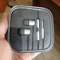 Вакуумные наушники Xiaomi mi Piston2 silver спортивные