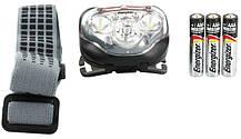 Налобный фонарик Energizer VISION hd+ ,300 люменов, фото 3