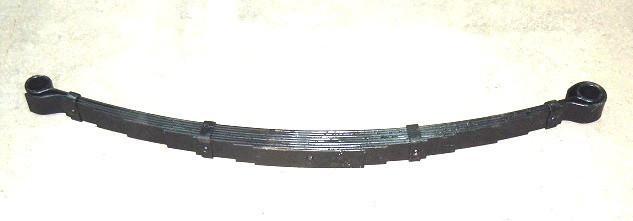 Ресора задн. УАЗ 469 9-лист. (пр-во Чусовая)