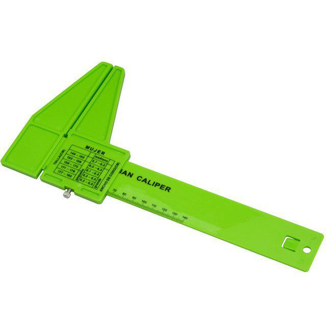Штангенциркуль медичний ( Vitruvian caliper ) для вимірювання суглобів, Іспанія