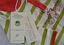 Боди-поло с длинным рукавом в полоску Мышка (Z&M, Турция), фото 3
