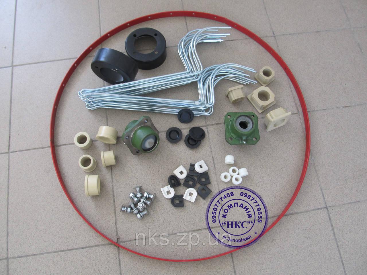 Запасные части к граблям-ворошилкам PZK-5.
