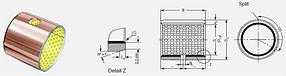Втулки скольжения (РАР) металлополимер, фото 3