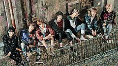 Картина 60х40 GeekLand Bangtan Boys BTS Beyond The Scene 3.02